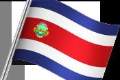 Pura Vida Flag