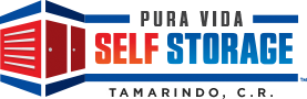 Pura Vida Self Storage Logo